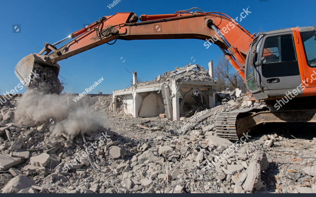 House demolitions: Who takes the buck?