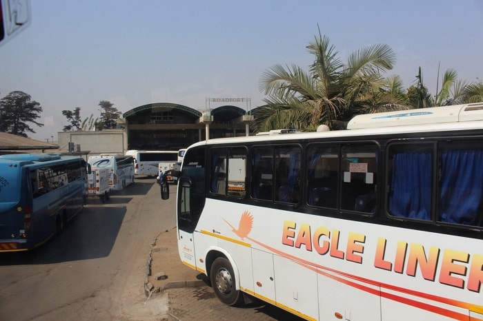 Smuggler buses disappear from highways